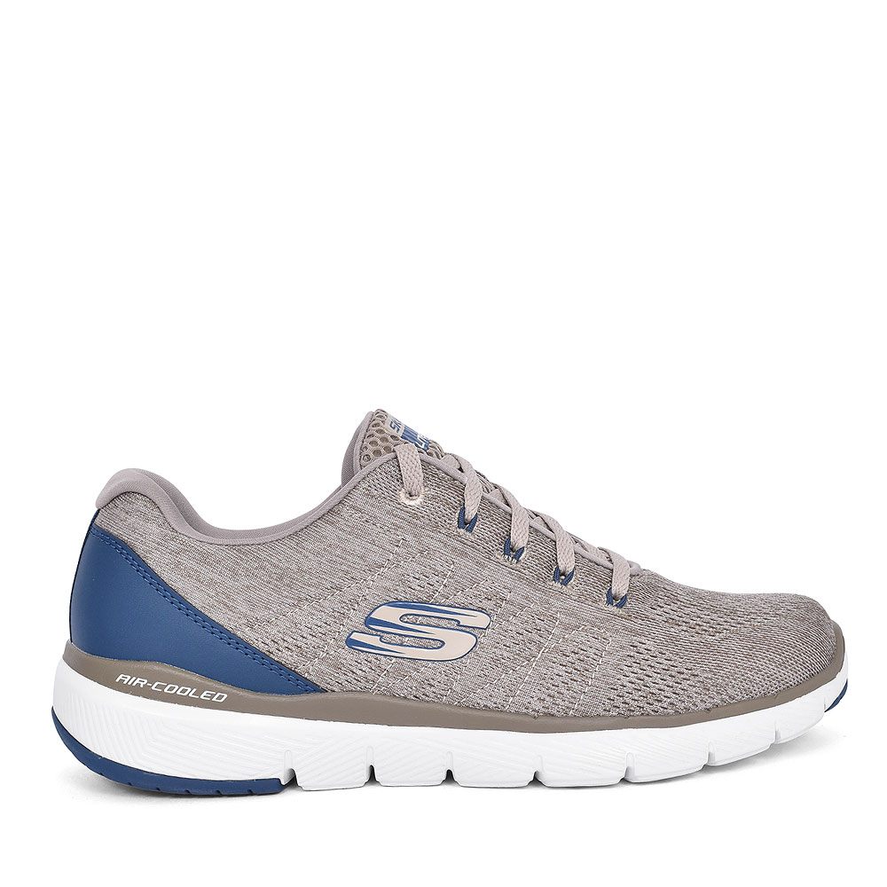 52957 FLEX ADVANTAGE 3.0 LACED TRAINER FOR MEN in TAUPE