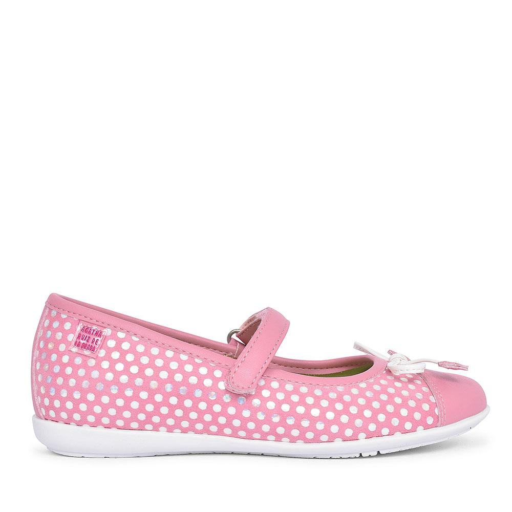 MARY JANE SHOE FOR GIRLS in PINK