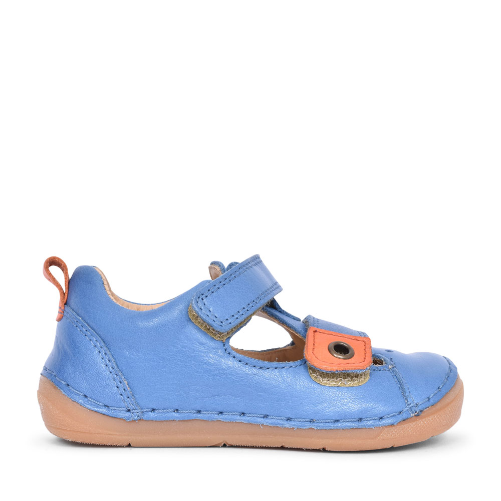 G2150090-01 CASUAL VELCRO SHOE FOR BOYS in BLUE