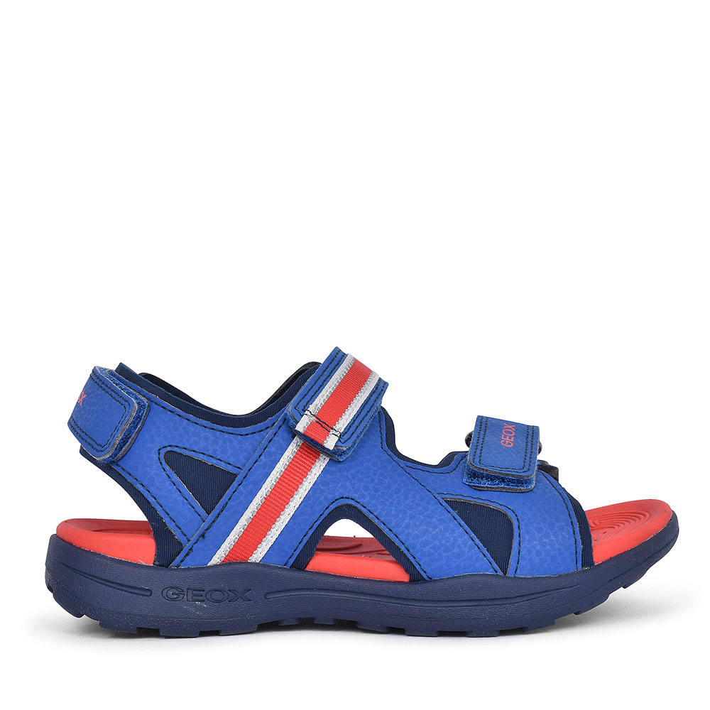J926YA GLEEFUL WALKING SANDAL FOR BOYS in BLUE