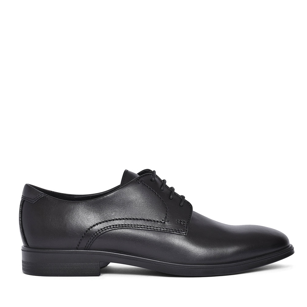 MELBOURNE LACED SHOE FOR MEN in BLACK
