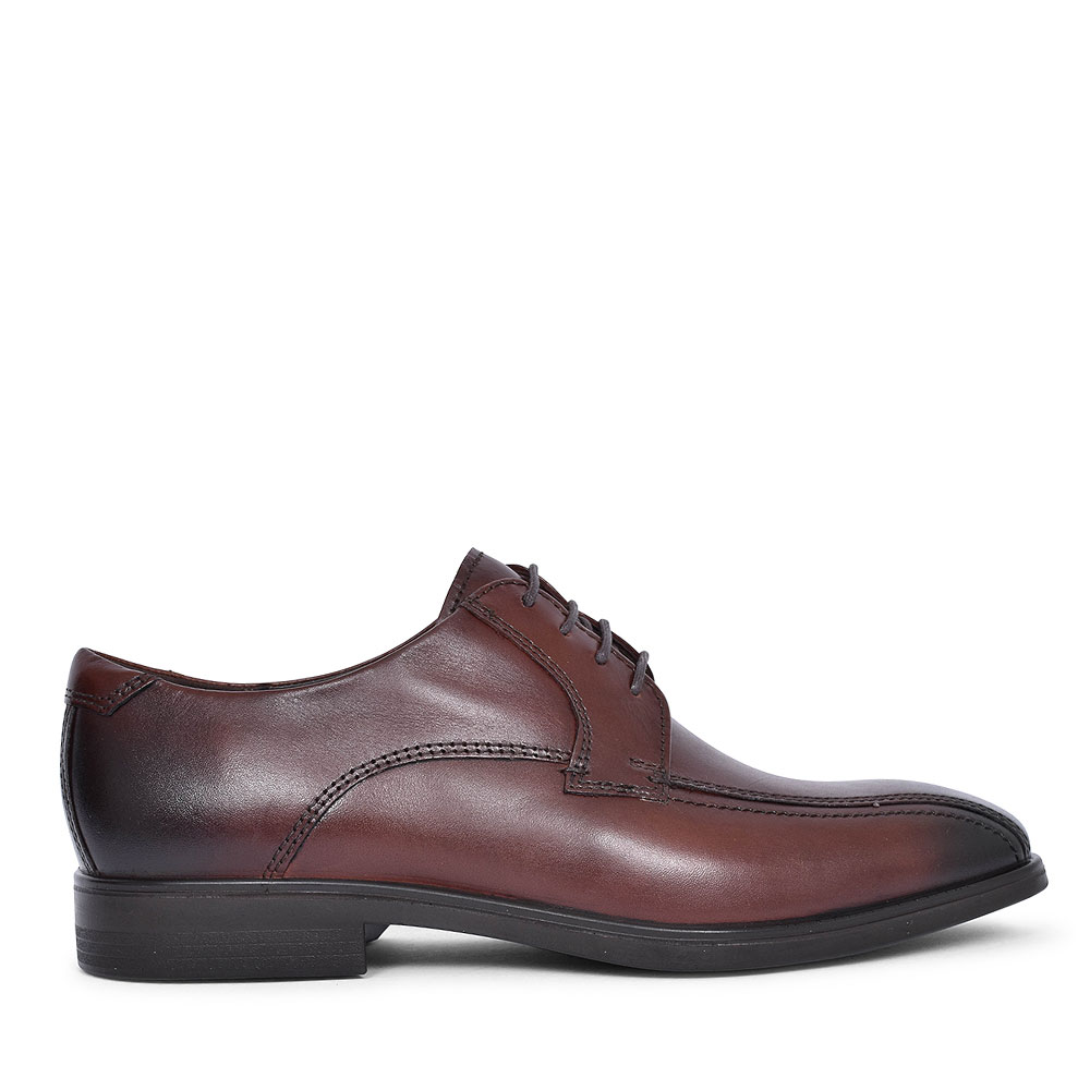 MELBOURNE LACED SHOE FOR MEN in BROWN