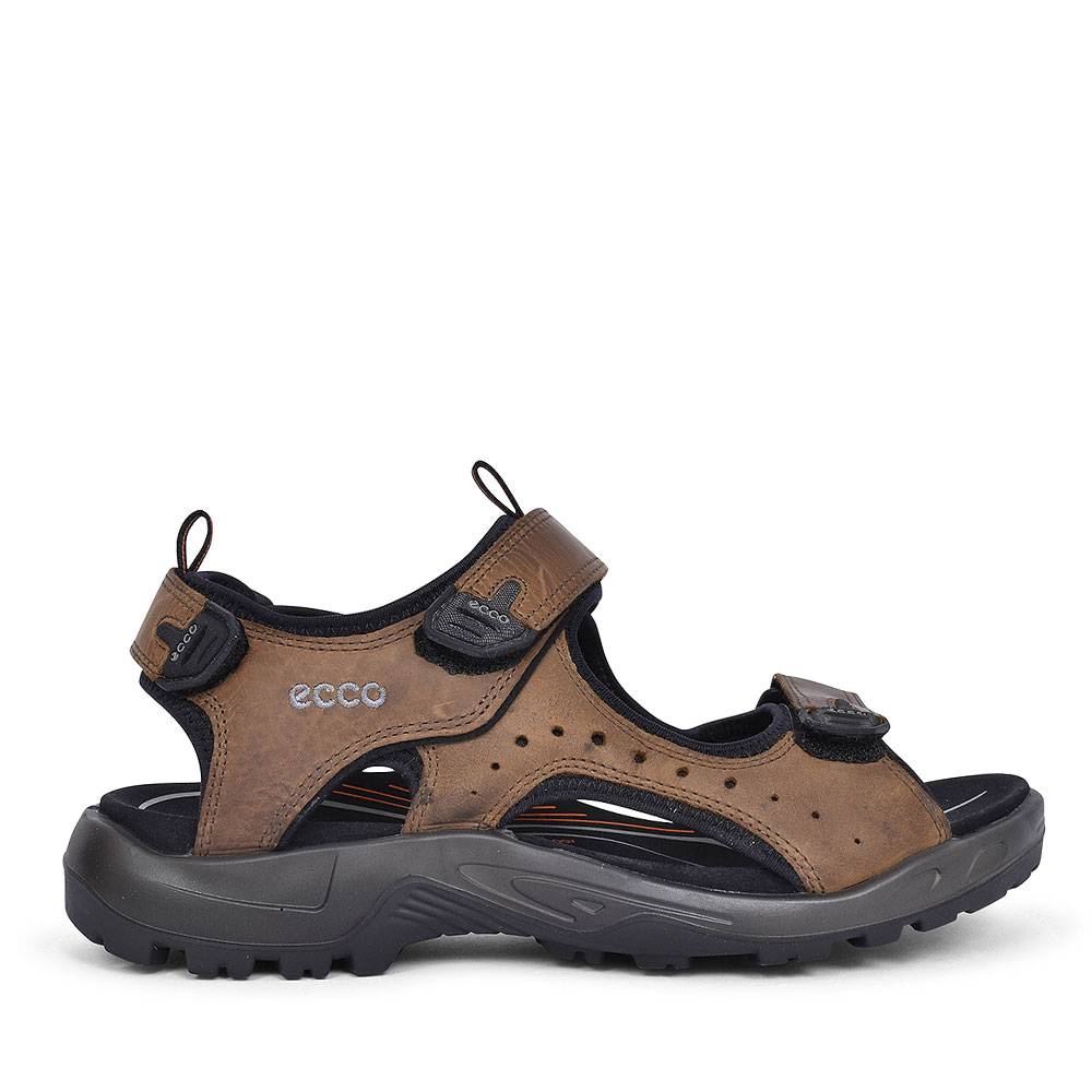 822044 OFFROAD WALKING SANDAL FOR MEN in BROWN