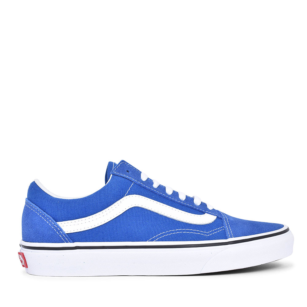 OLD SKOOL CASUAL LACED TRAINE FOR LADIES in BLUE