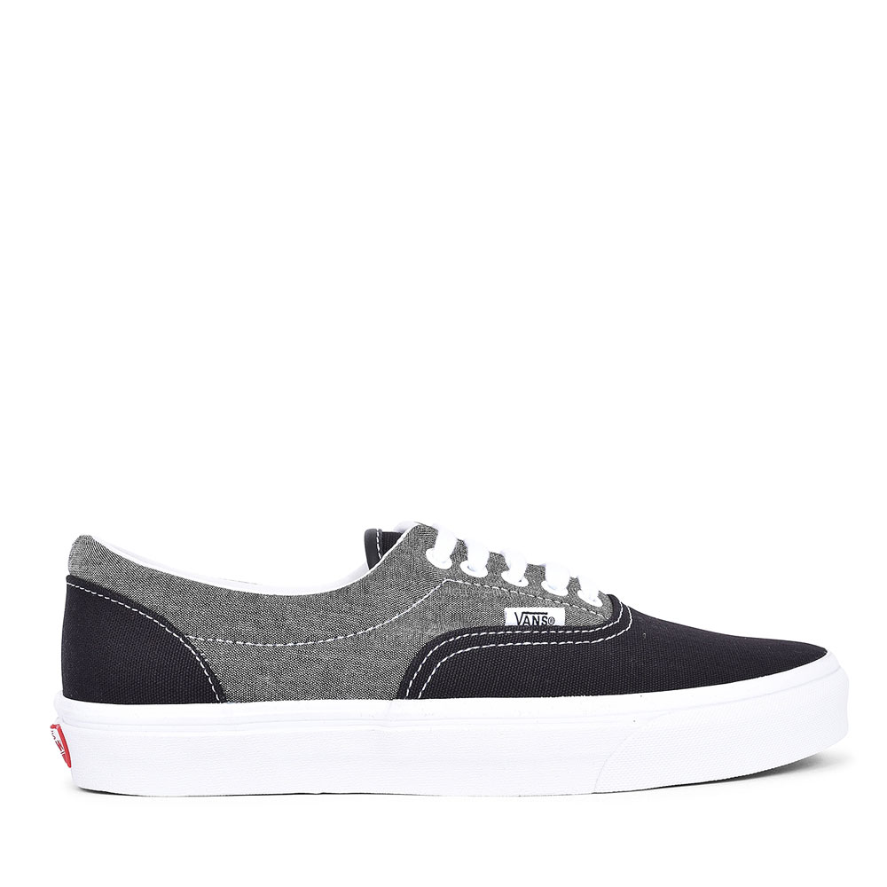 ERA CHAMBRAY LACED TRAINER FOR MEN in GREY