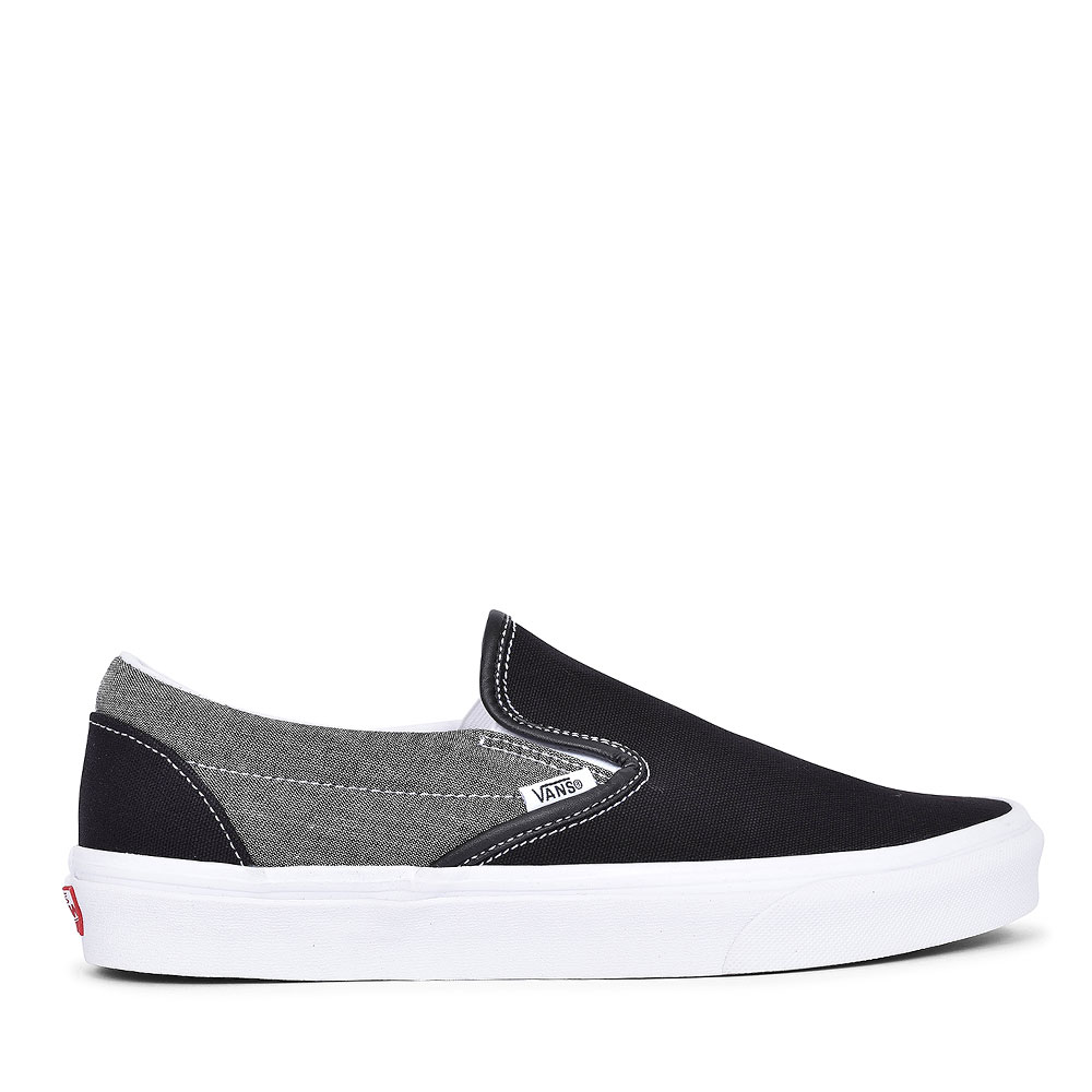 CLASSIC CASUAL SLIP ON SHOE FOR MEN in GREY