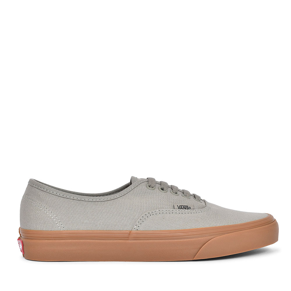 AUTHENTIC CASUAL LACED TRAINER FOR MEN in OLIVE