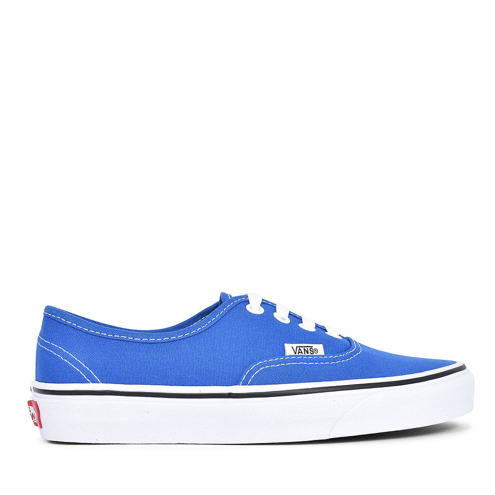 AUTHENTIC CASUAL LACED TRAINER FOR LADIES in BLUE