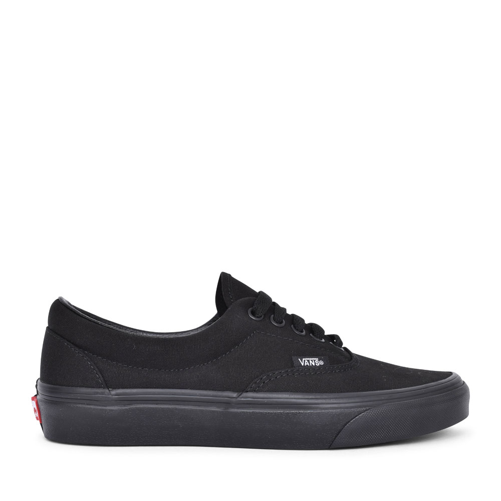 ERA CASUAL LACED TRAINER FOR LADIES in BLACK