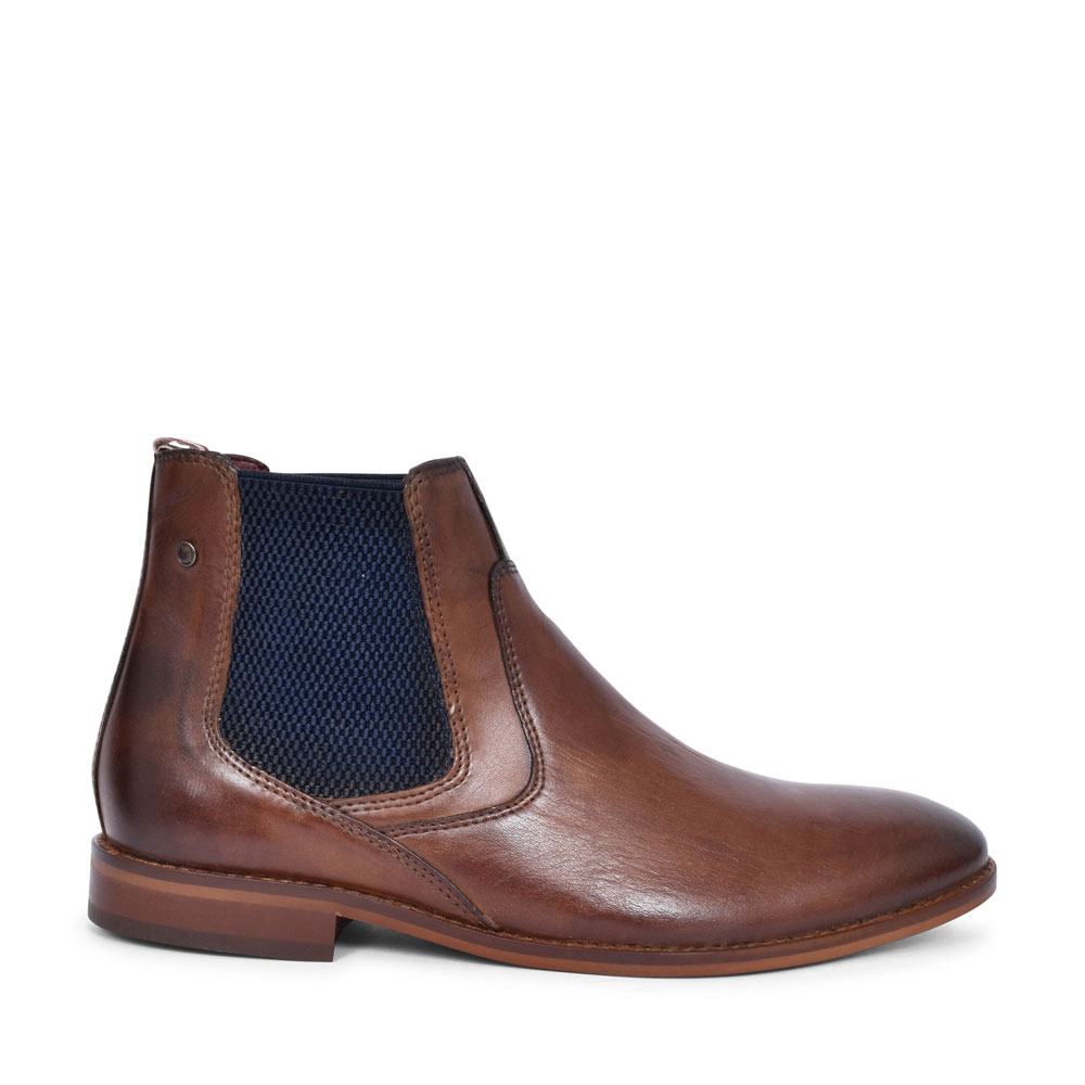 TC07 SCOUT CHELSEA BOOT FOR MEN in BROWN