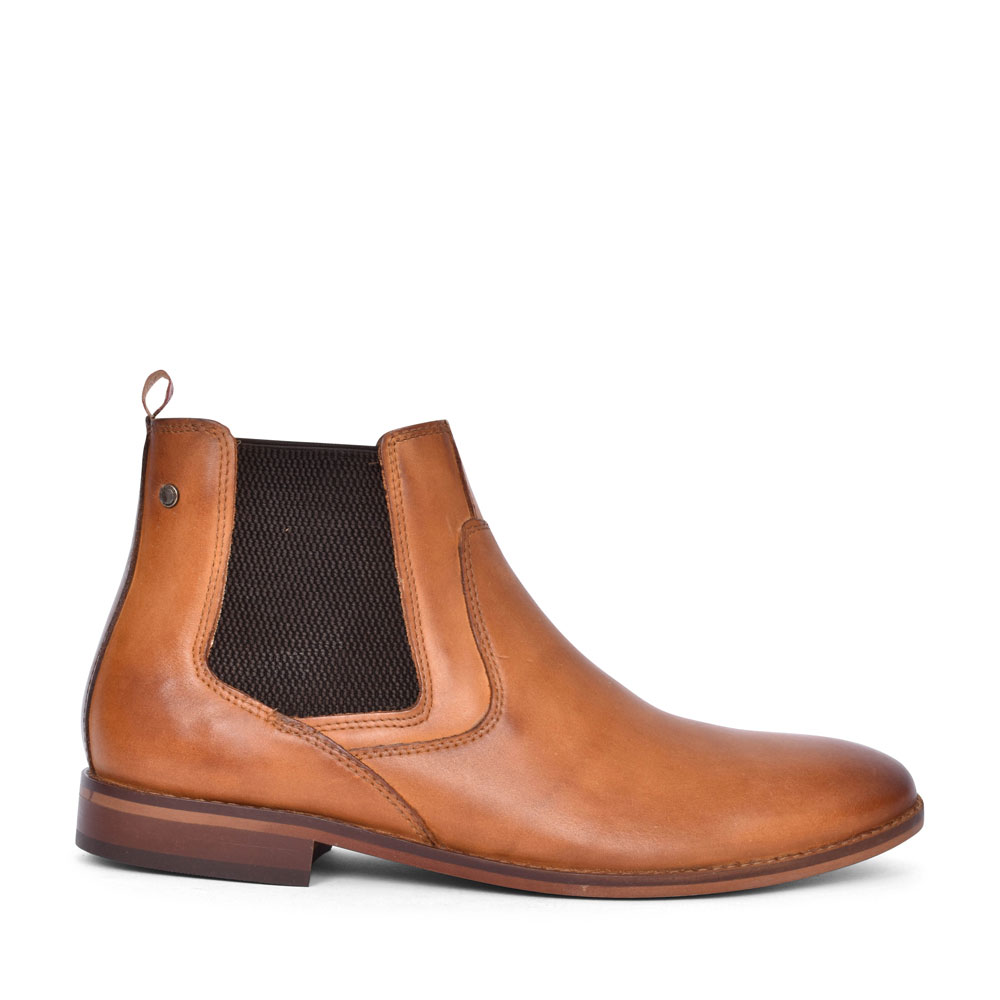 TC07 SCOUT CHELSEA BOOT FOR MEN in TAN