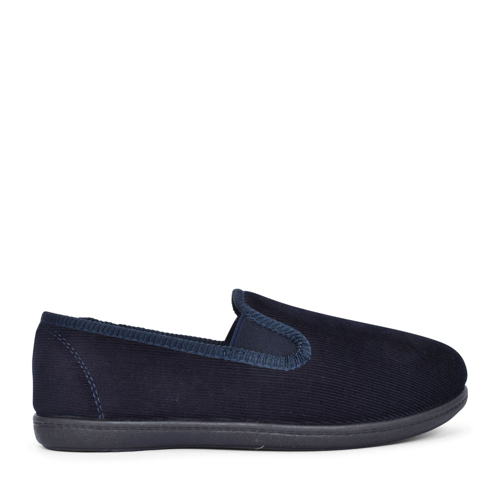 KING TWIN TEXTILE G FIT SLIPPER FOR MEN in NAVY