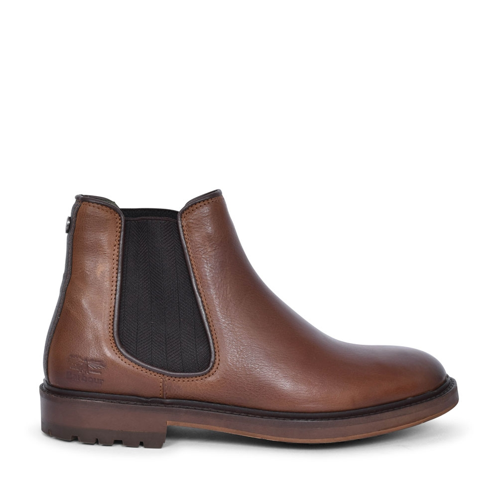 MFO0456 WANSBECK CASUAL CHELSEA ANKLE BOOT FOR MEN in TAN