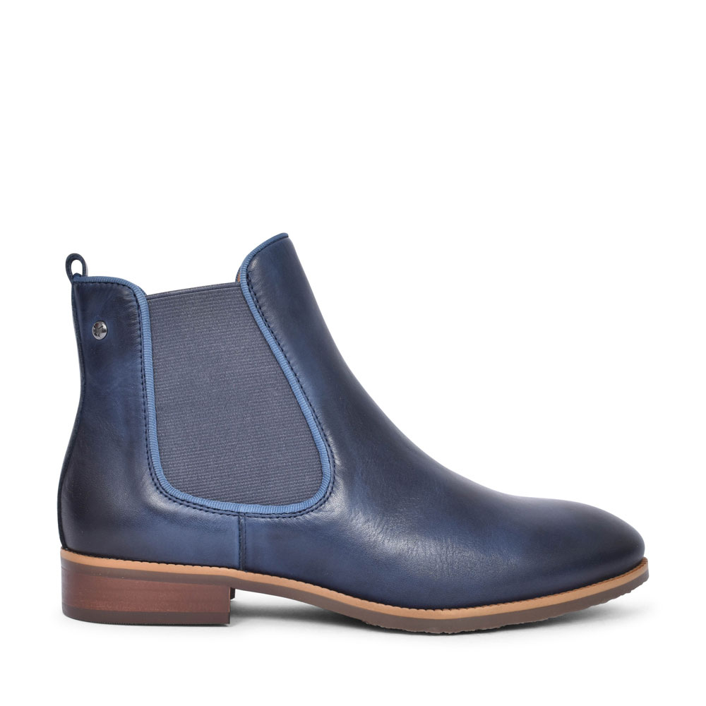 ROYAL W4D-8637ST CHELSEA BOOT FOR LADIES in NAVY