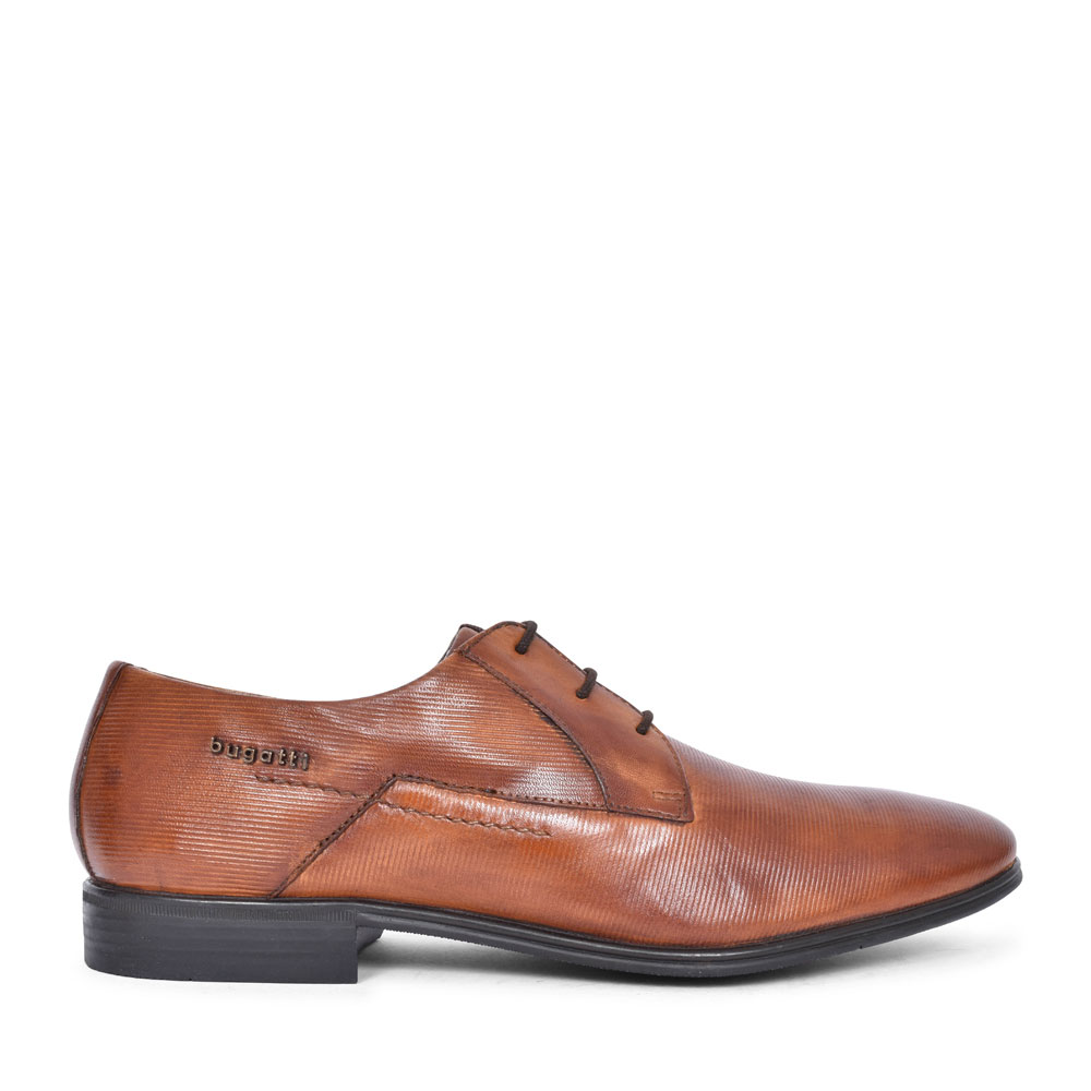 59004 CASUAL LACED SHOE FOR MEN in TAN