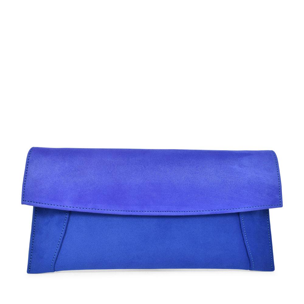 LADIES 7053 CLUTCH BAG  in BLUE