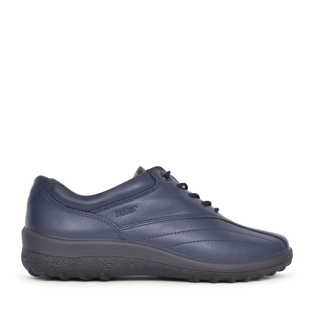 LADIES TONE EXTRA WIDE TRAINER in NAVY