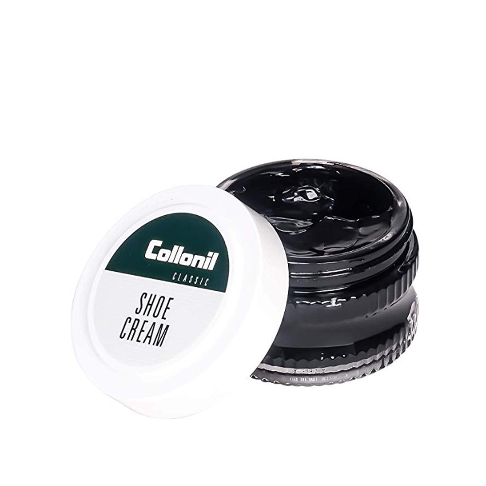 COLLONIL SHOE CREAM 50ML JAR in BLACK