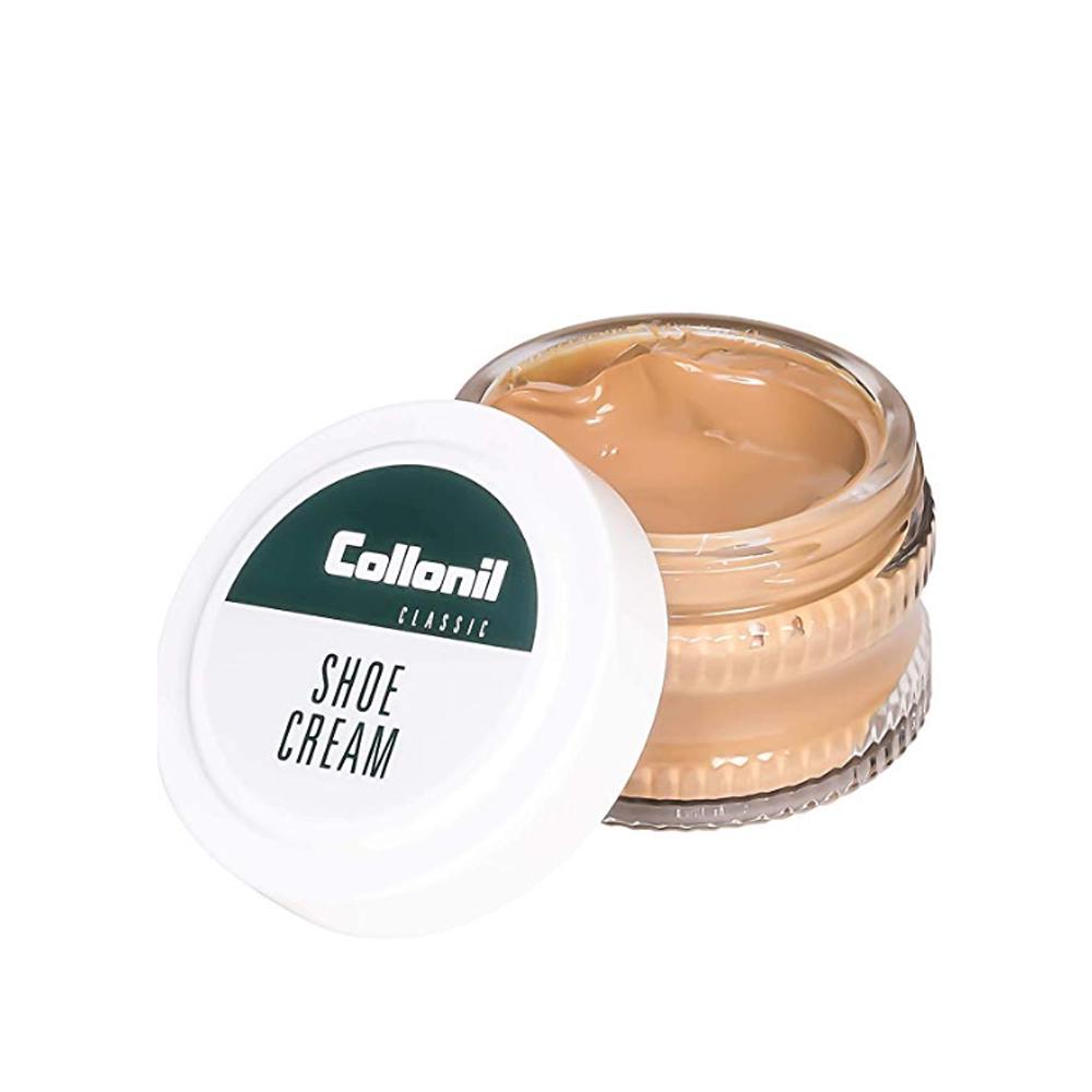 COLLONIL SHOE CREAM 50ML JAR in TAUPE