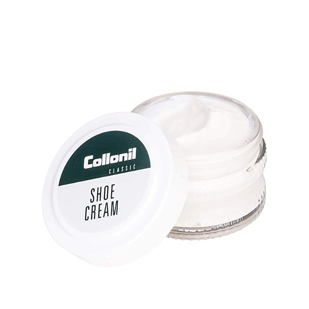COLLONIL SHOE CREAM 50ML JAR in NATURAL
