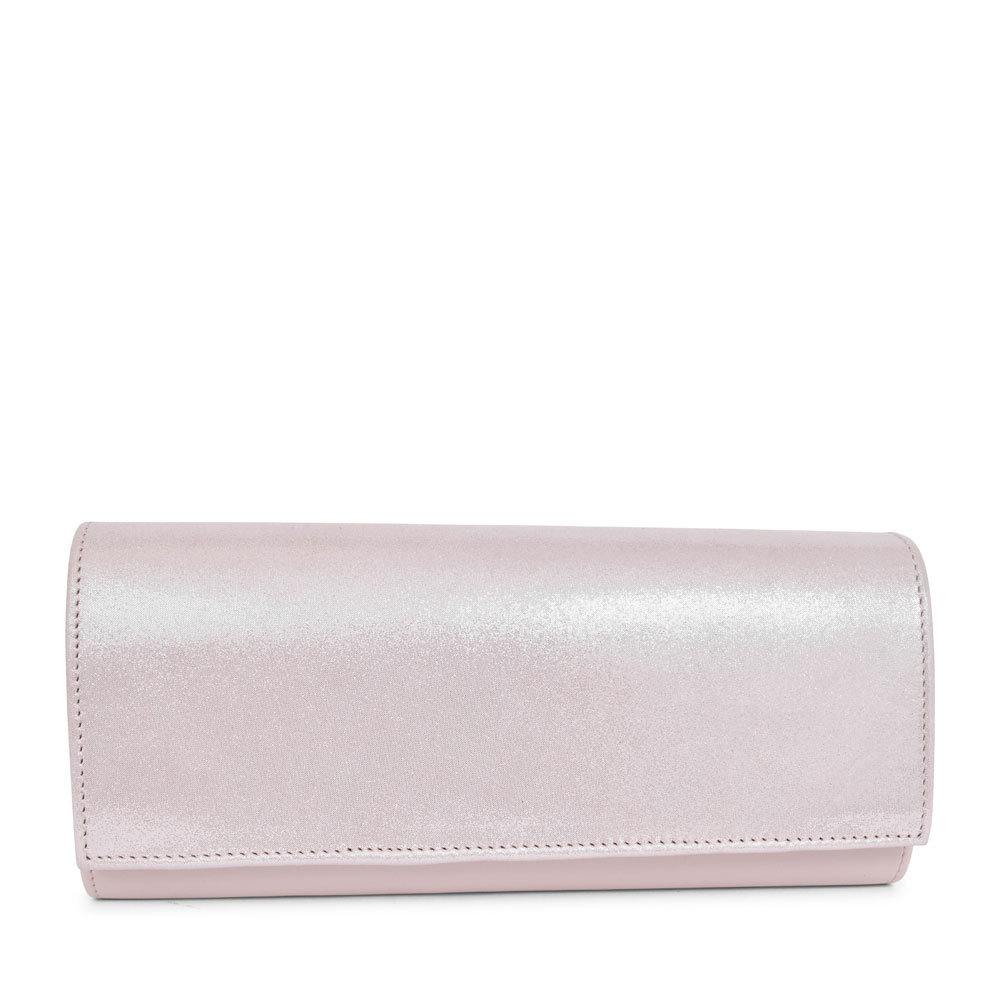 LADIES T1 MIX CLUTCH BAG  in PINK
