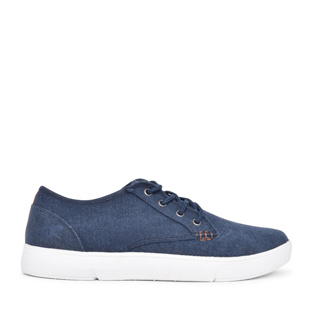 MEN'S MONTREAL CASUAL LACED TRAINER in NAVY