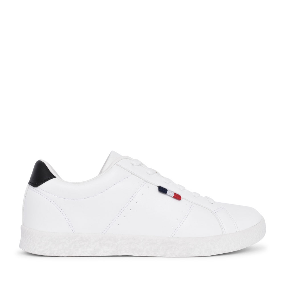 MEN'S TORONTO CASUAL LACED TRAINER in WHITE