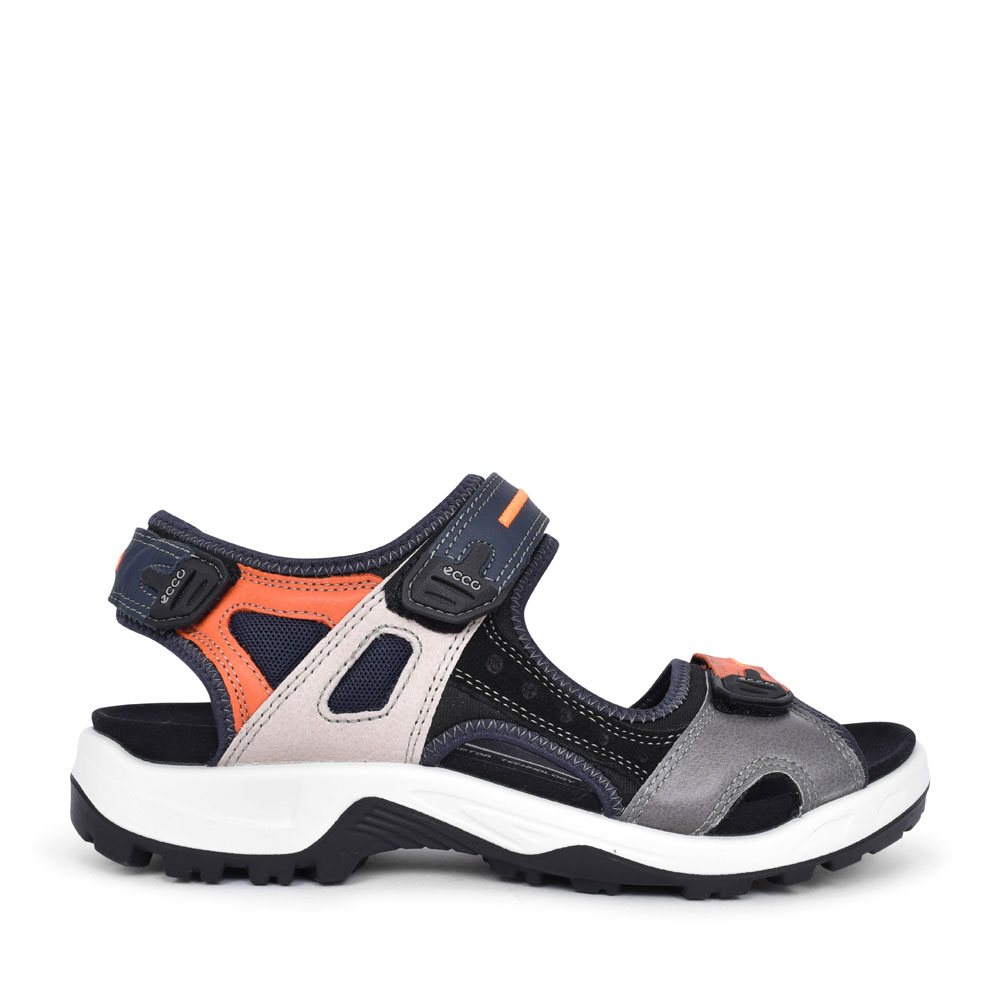 MEN'S 822074 OFFROAD CASUAL VELCRO WALKING SANDAL  in MULTI-COLOUR
