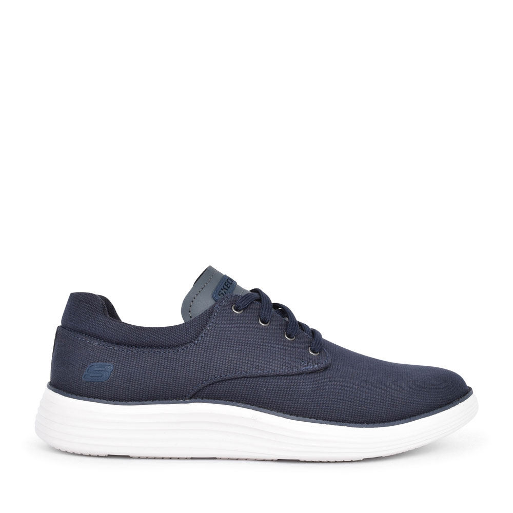 MEN'S 204083 STATUS 2.0 LACED TRAINER in NAVY