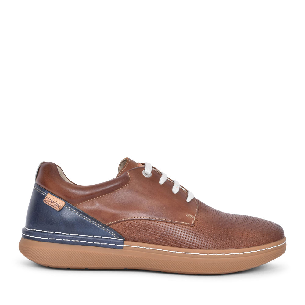 BEGUR M7P-4349C1 LACED SHOE FOR MEN in BROWN