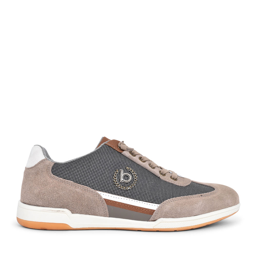 MEN'S 72603 CASUAL LACED SHOE  in TAUPE