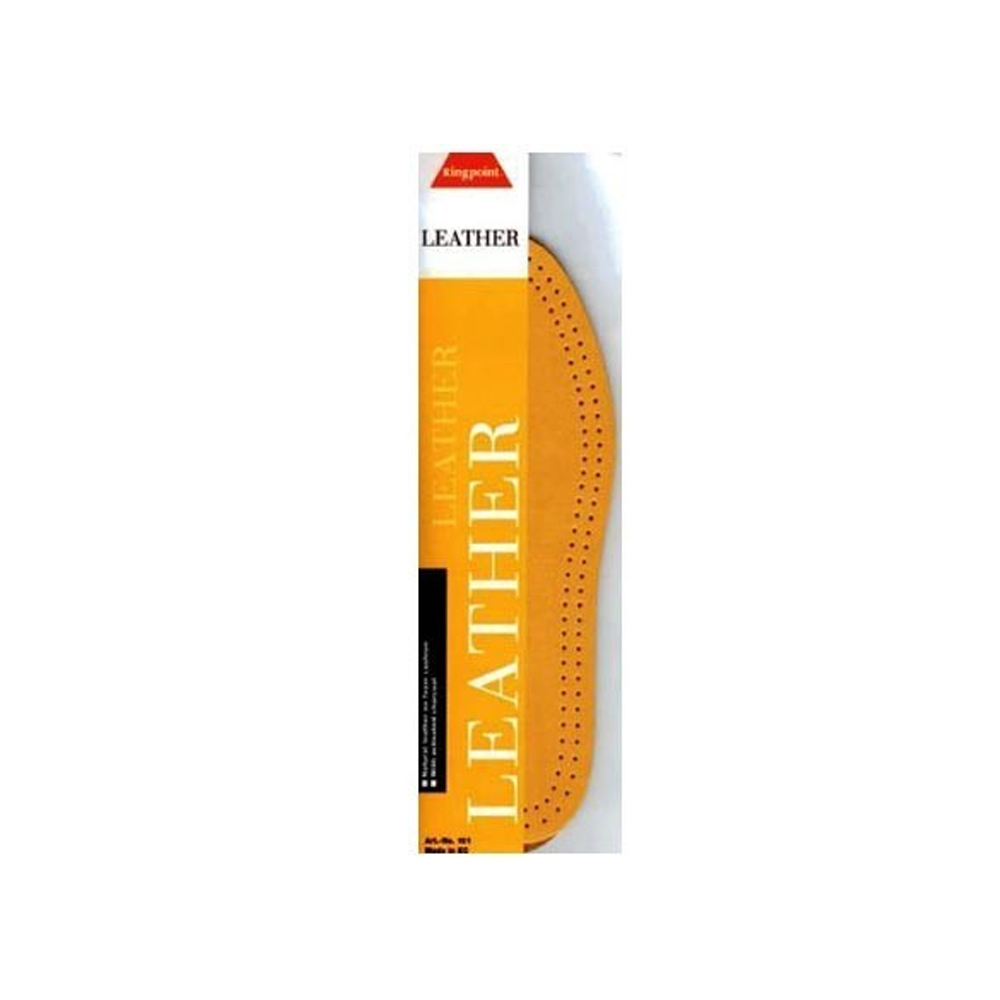 RINGPOINT FULL LEATHER INSOLES