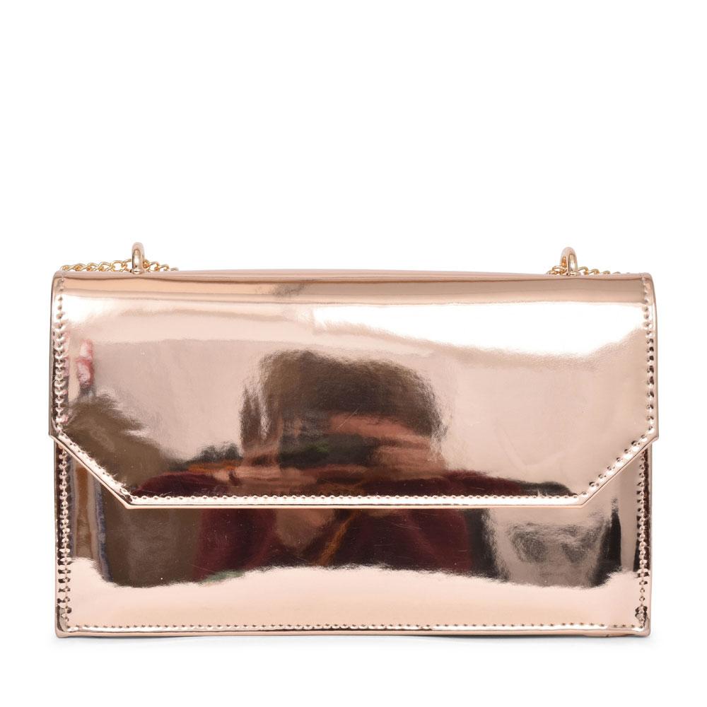 LADIES BLOSSOM BAG CLUTCH BAG in ROSE