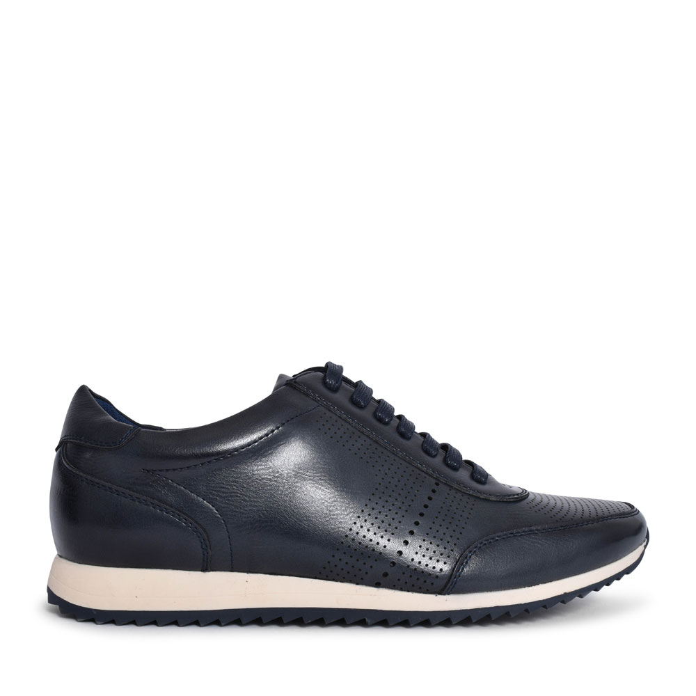 MEN'S WARSAW LACED TRAINER in NAVY