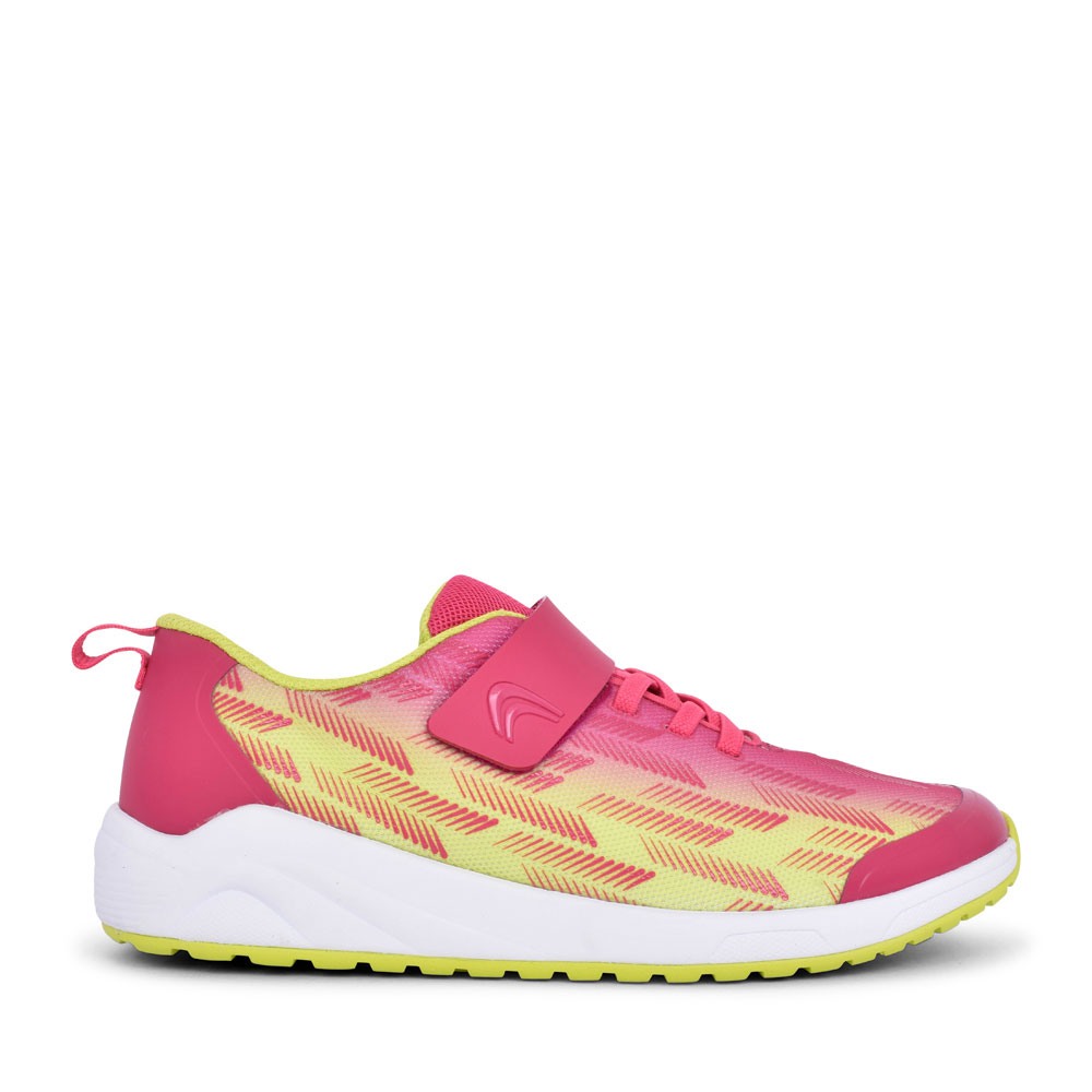 GIRLS AEON PACE VELCRO TRAINER in KIDS G FIT