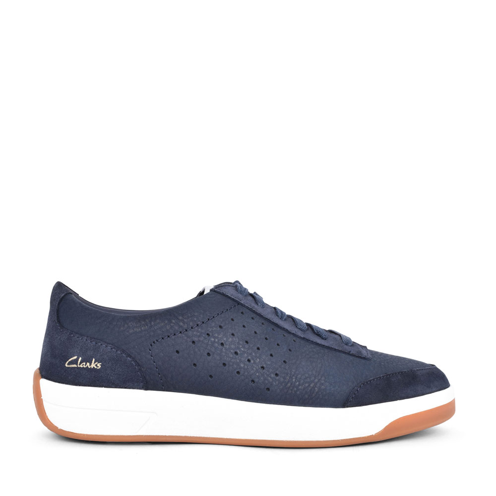 MENS HERO AIR LACE COMBI G FIT LACED TRAINER in NAVY
