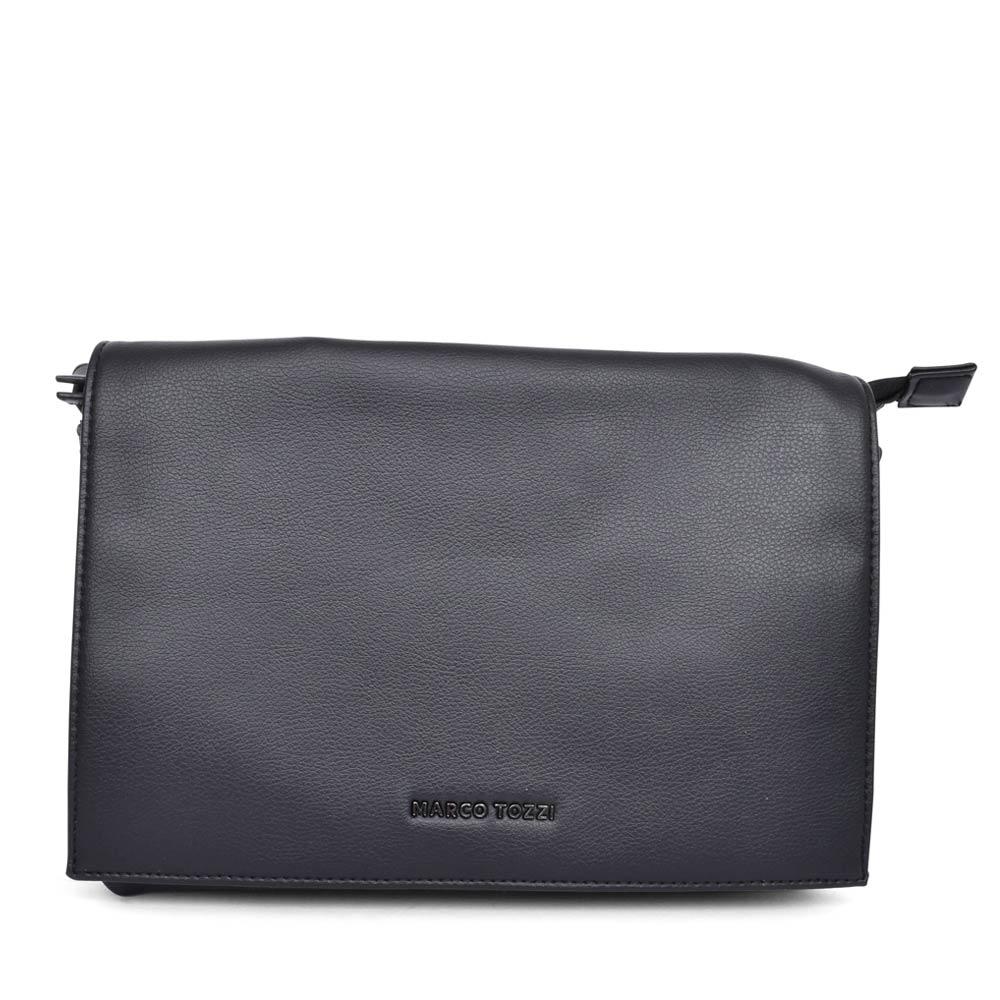 LADIES 2-61116 CROSSBODY BAG in BLACK