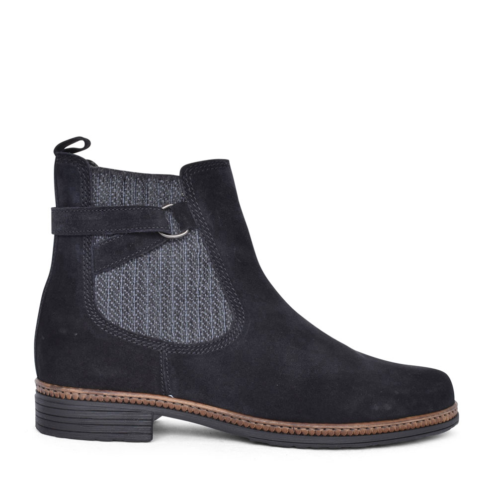 LADIES 54.67 NOLENE ANKLE BOOT in NAVY