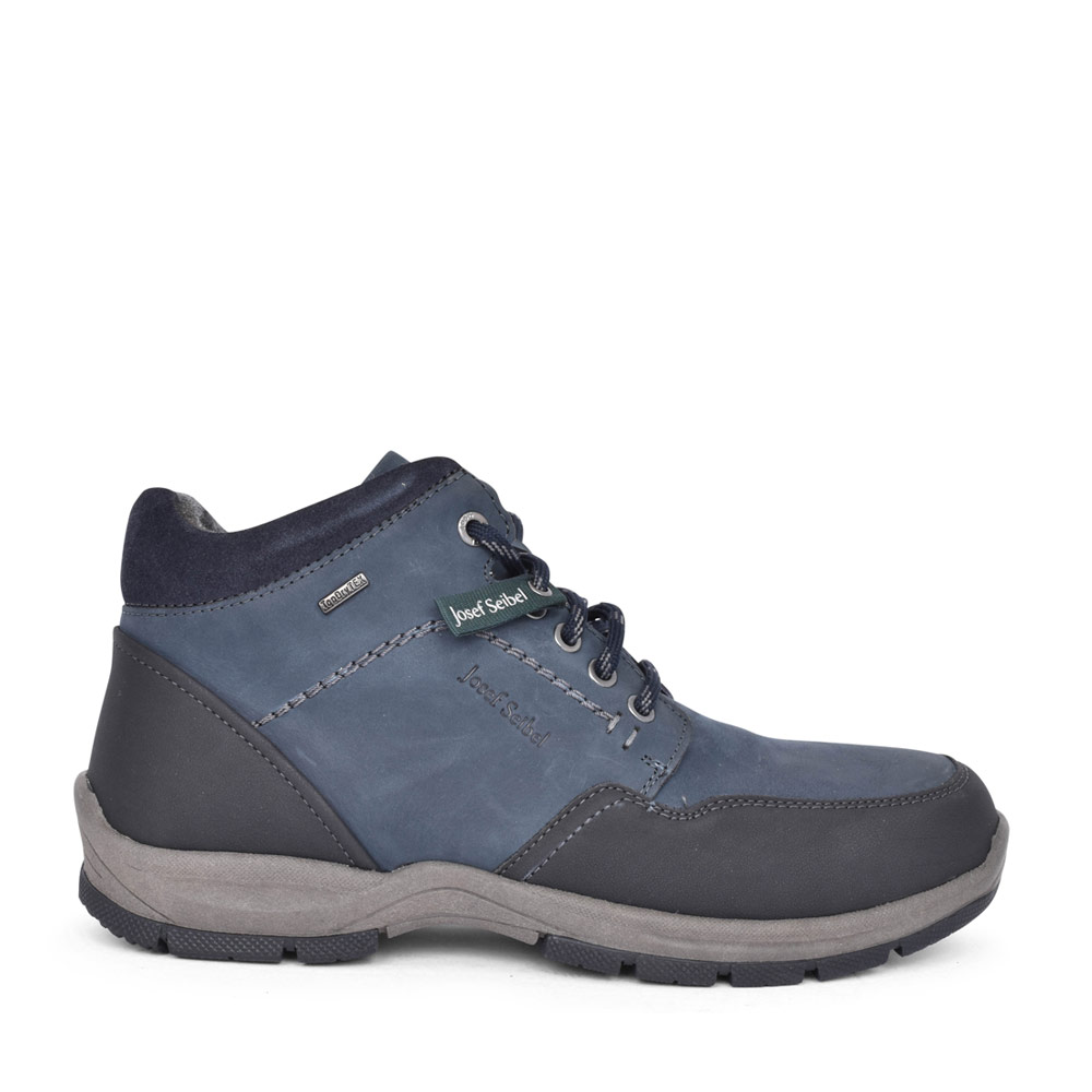 MENS 14952 LENNY 52 LACED ANKLE BOOT in NAVY