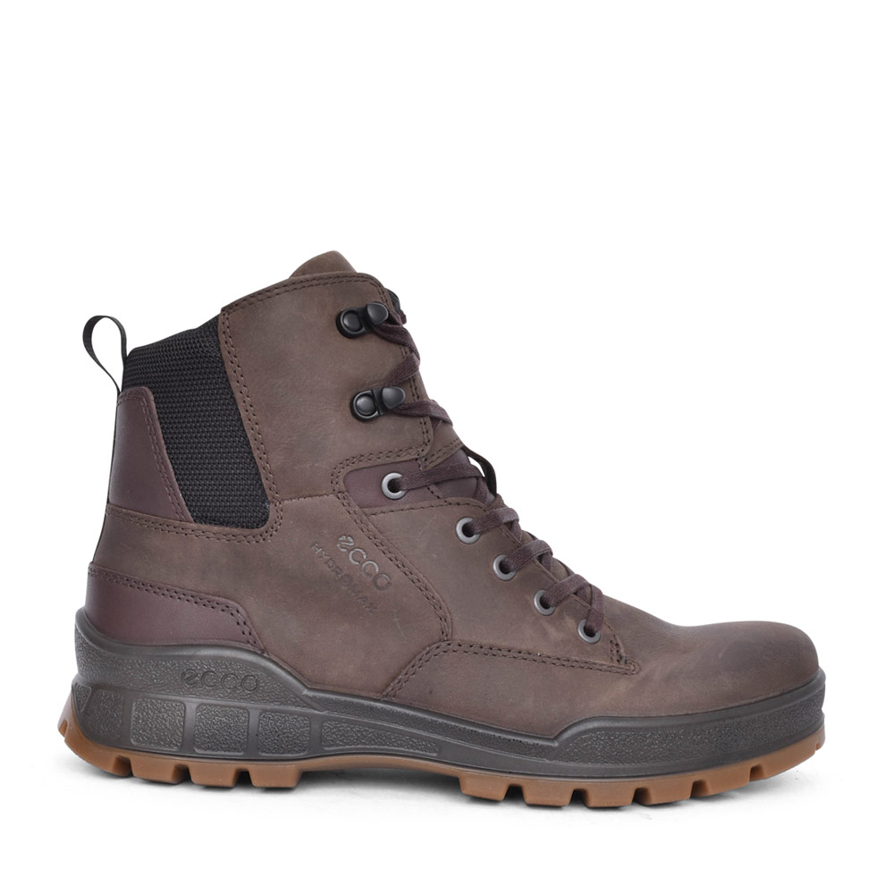 MENS 831834 TRACK 25 LACED HYDROMAX WALKING BOOT in BROWN