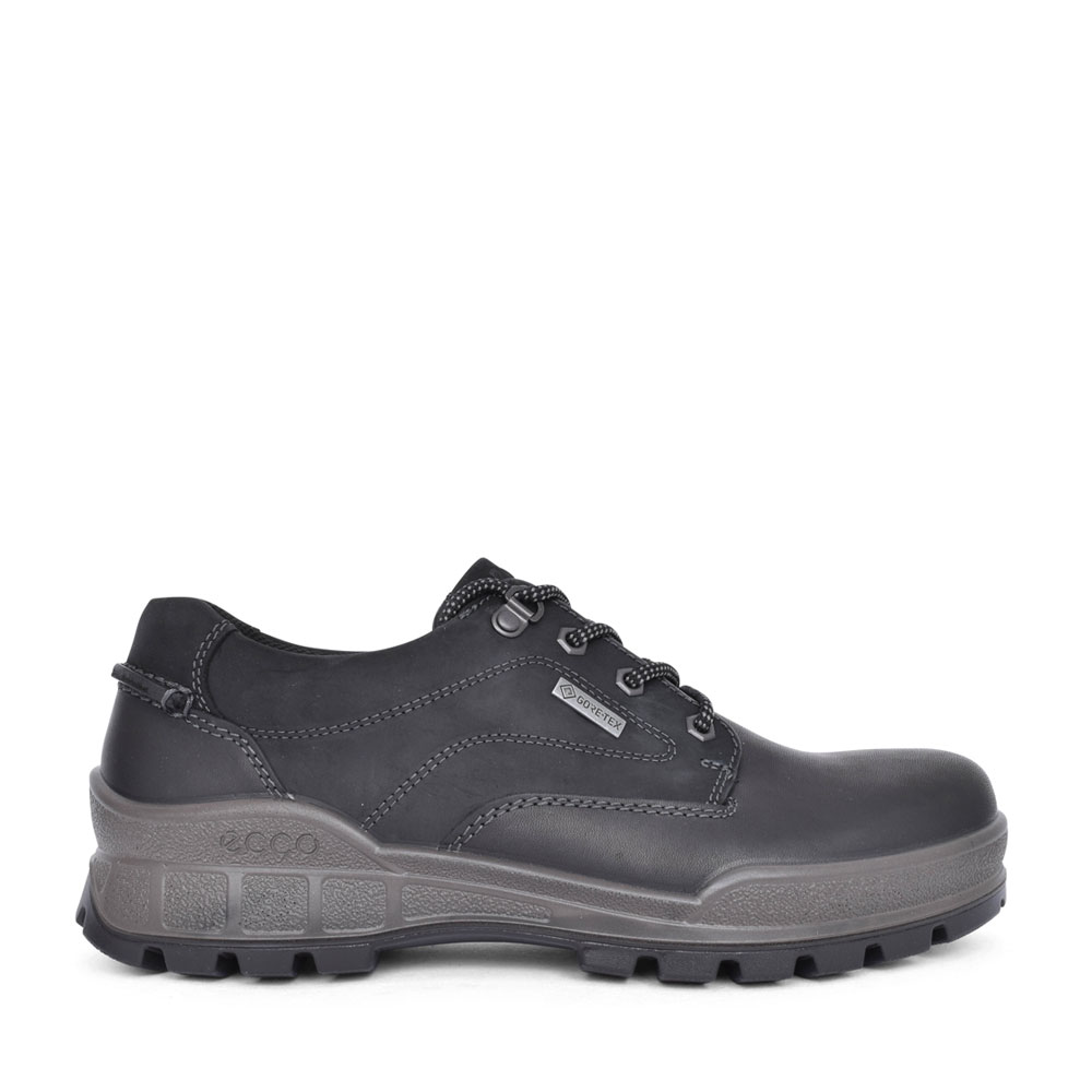 MENS 831844 TRACK 25 LACED GORTEX WALKING SHOE in BLACK