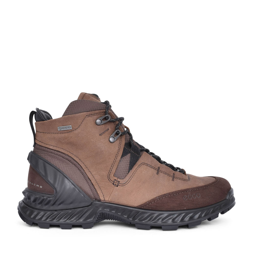 MENS 840734 EXO HIKE GORTEX WALKING BOOT in BROWN