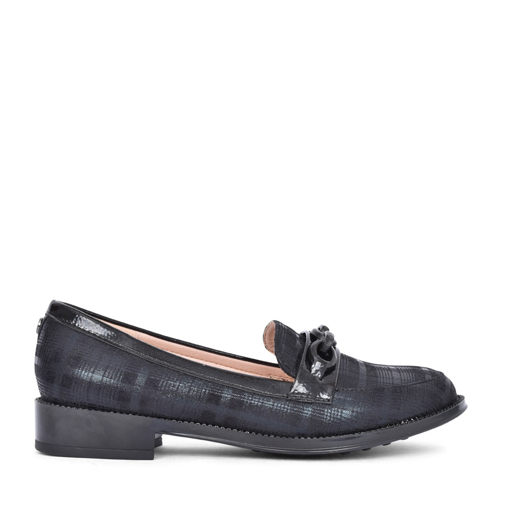 LADIES ALBE ULS223 LOAFER in BLACK
