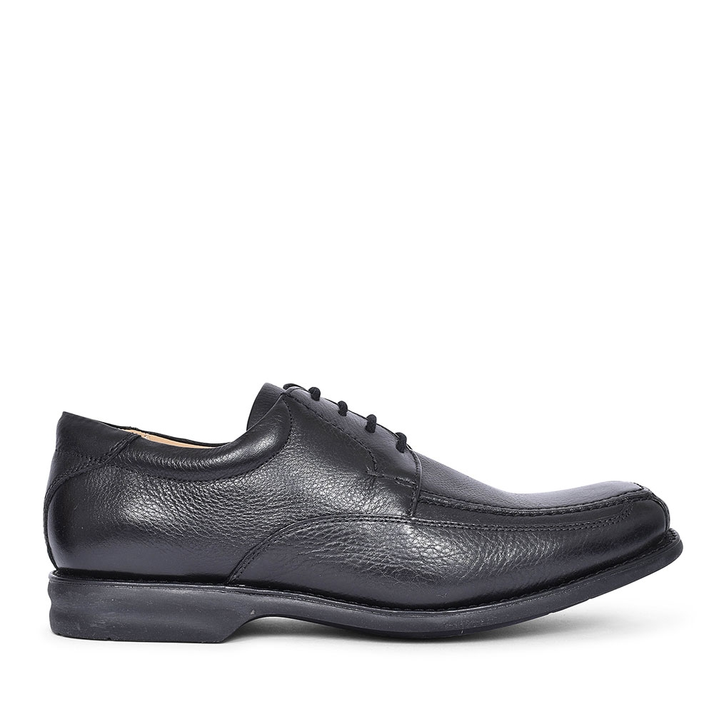MENS GOIAS LACE UP SHOE in BLACK