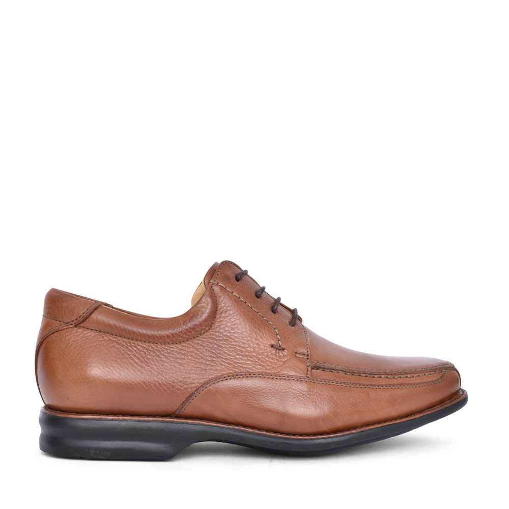 MENS GOIAS LACE UP SHOE in TAN