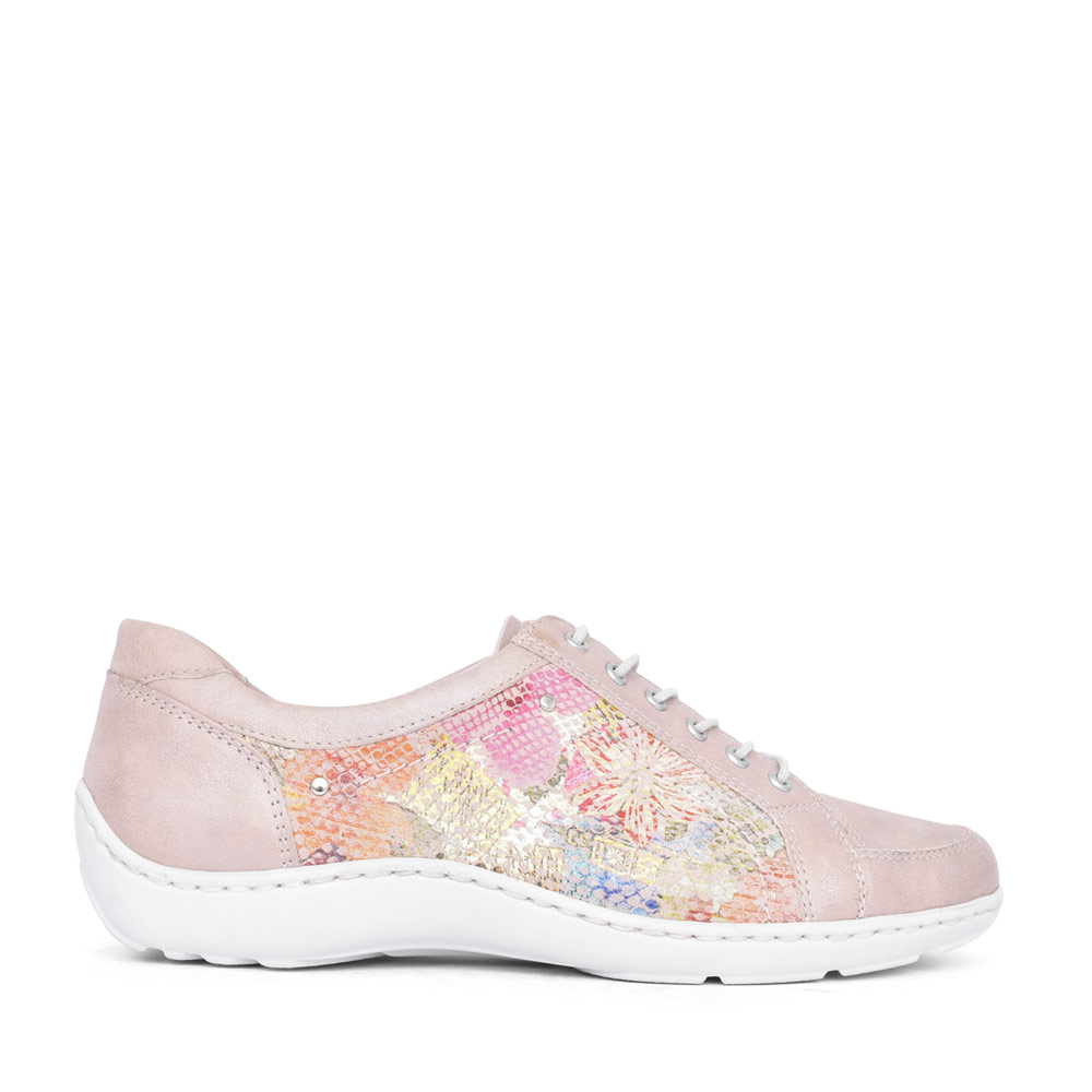 LADIES 496005 HENNI LACED SHOE in FLORAL