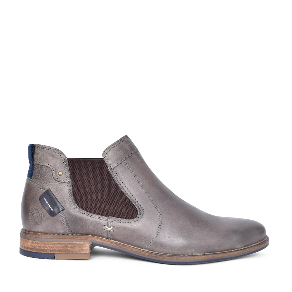 MEN'S FAST COMPANY CHELSEA BOOT in GREY