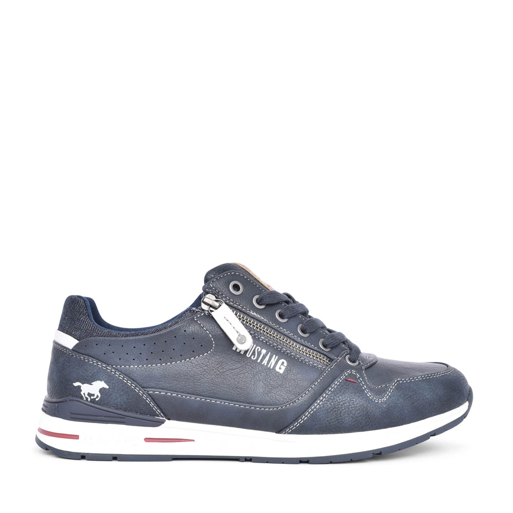 MENS 4154304 LACE UP SHOE in NAVY