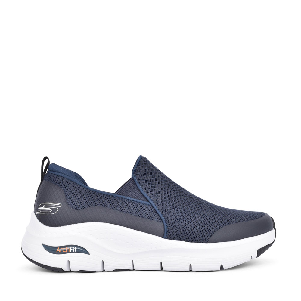MENS 232043 ARCH FIT BANLIN SLIP ON SHOE in NAVY