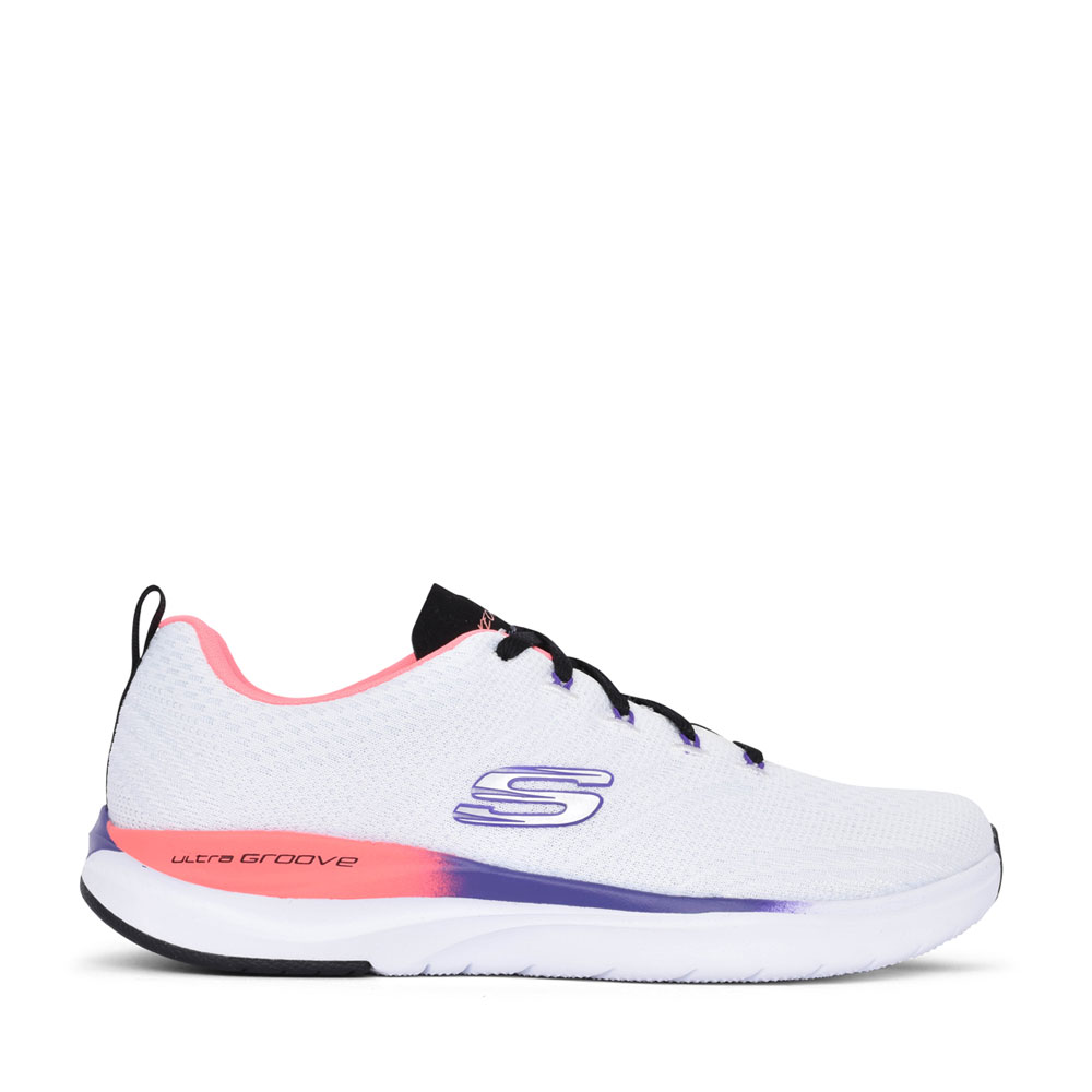 LADIES 149022 ULTRA GROOVE PURE VISION TRAINER in WHITE